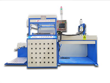 HX-600 Small Vacuum Forming Machine