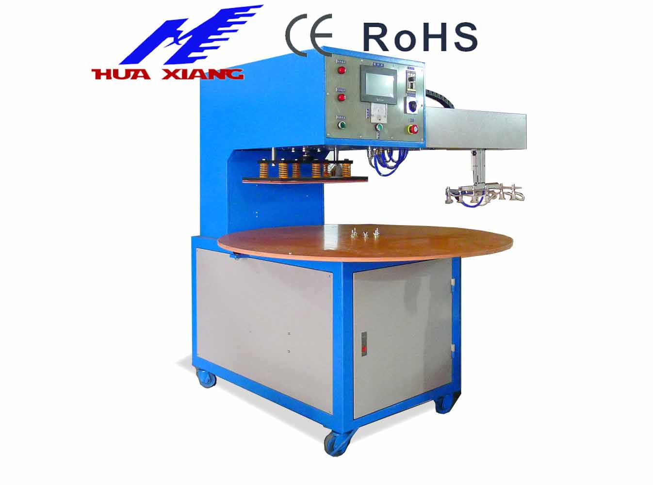 HX-50D Turntable Robot Packaging Machine