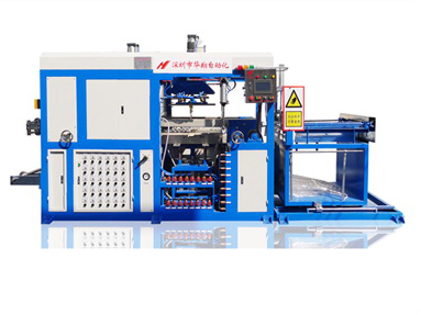 HX-700 Automatic Blister Forming Machine