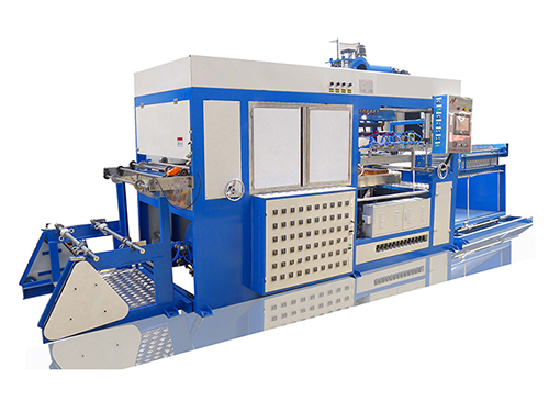HX-18A Automatic PLC CNC Blister Forming Machine
