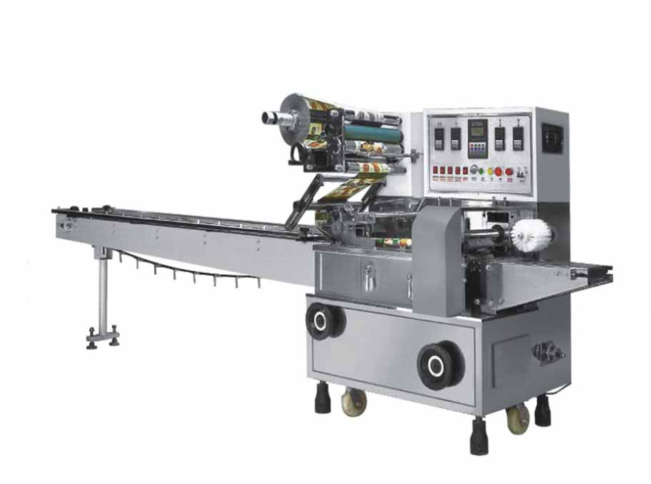 HX-380 Water Cup Packaging Machine