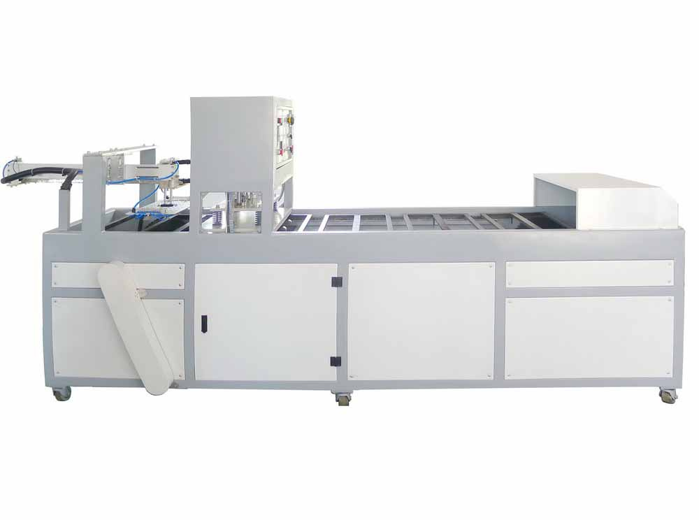 HX-50A Chain Blister Packaging Machine