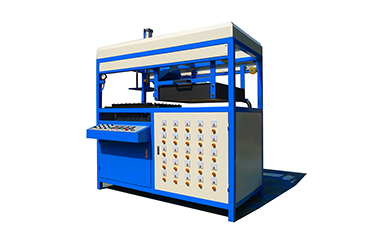 HX-2224 Single Station Blister Board Making Machine